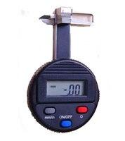 Драгоценный камень круглый цифровой суппорт Измерительные приборы 0 25 мм/0.01 Gemstone Тесты Калибр суппорт Измерительные приборы