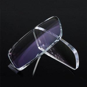 Image 2 - Yeni 1.56 Tek Vizyon Lensler Erkekler ve Kadınlar Için Şeffaf Optik Tek Vizyon Lens HMC, EMI Asferik Anti UV