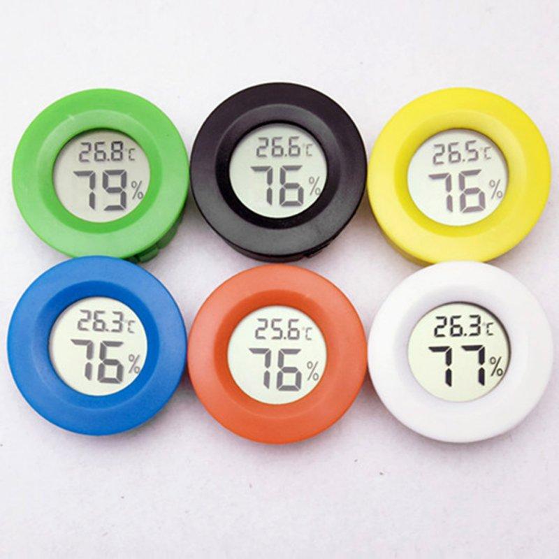 Mini LCD Igrometro digitale Frigorifero Congelatore Tester - Strumenti di misura - Fotografia 5