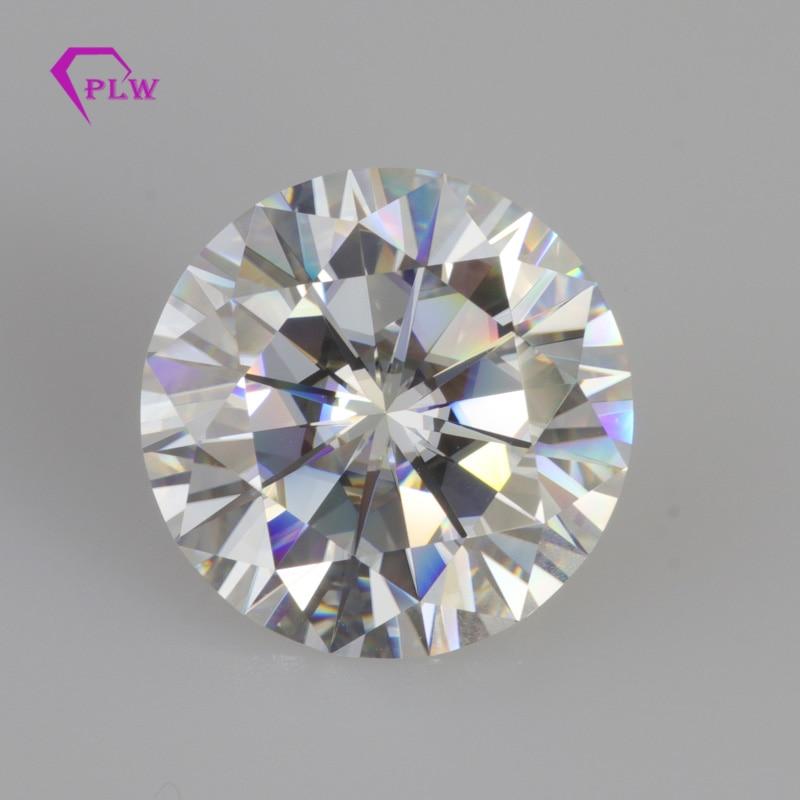 2ct d 색상 8 mm 브릴리언트 컷 vvs 라운드 모양 테스트 긍정적 인 실험실 성장 다이아몬드 느슨한 moissanite 보석 프로방스 쥬얼리에서-에서루즈 다이아몬드&보석부터 쥬얼리 및 액세서리 의  그룹 1