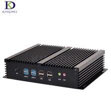 Mini Computer Fanless Mini PC Windows10 Core i7 4500U  i5 4200U i3 4010U  industrial PC Rugged PC Mini Computador 4K TV Box