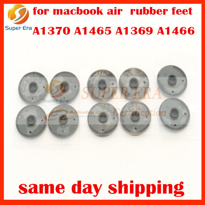 Computer & Office 100pcs New Rubber Bottom Cover Case Foot Feet Kit Feet Pad Repair Parts For Apple Macbook Air 11 13 A1369 A1370 A1466 A1465 Moderate Price