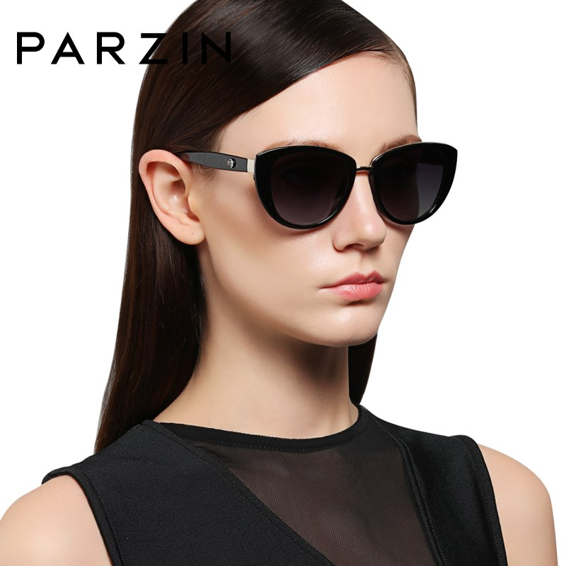 PARZIN Fashion Elegant Women's Sunglasses Style High Quality Brand Designer UV400 Sunglasses Women Polarized Hot Sale