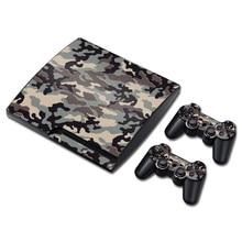 Customizáveis para Pele PS3 slim Adesivos Custom Made Personalizado Decalque