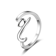 Everoyal Fashion Cat Rings For Women Jewelry Top Quality Silver 925 Lady Princess Latest Female Finger Bijou