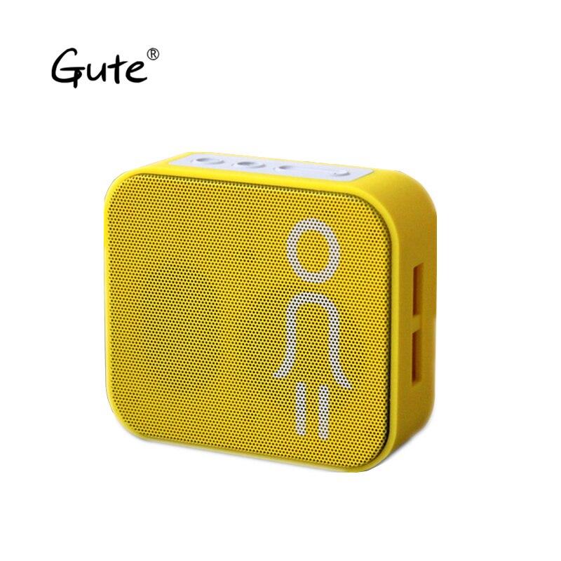 Gute quente tijolo Mini Sem Fio Bluetooth speaker caixa de som Portátil MP3 Player caixa de som portatil alto falante altavoz pb3 mon