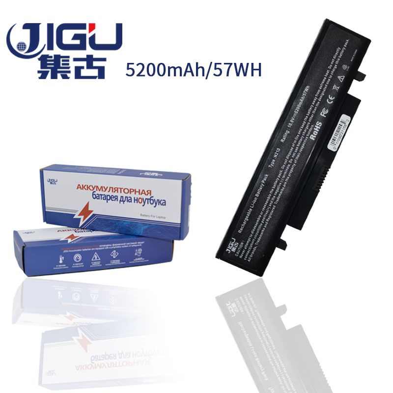 JIGU Laptop Battery For Samsung NB30 N210 N220 N230 X418 X420 X520 Q330 NP-NB30 NT-NB30 NP-N210 NP-X418 X520 AA-PB1VC6B