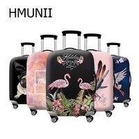 HMUNII новый толстый чемодан для путешествий, защитный чехол для багажника, чехол для чемодана 18 ''-32'', совершенно эластичный чехол