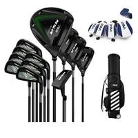 Marke PGM sammlungen. 13 pics Luxus MENS golf clubs komplette set carbon graphitschaft Titanlegierung für Stange der Fahrer