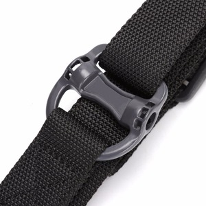 Image 4 - MS4 Tactical Airsoft Gun rope Adjustable 1000D Nylon Gun Sling Strap System Military Outdoor Hunting Accessories