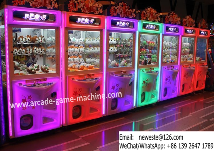 free claw machine