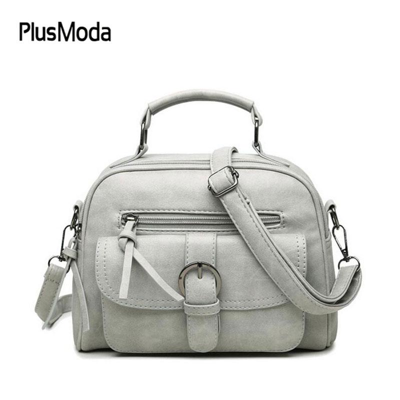 New Fashion Nubuck Leather Vintage Messenger Bag Motorcycle Small Mini Crossbody Bags for Women Printing Handbags Shoulder Bag