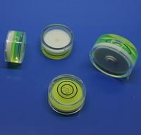 12 мм * 7.5 мм пузырьковый уровень круговой Инклинометр уровень box измерения Инструменты дух пузырьковый уровень Nivel Burbuja Бесплатная доставка