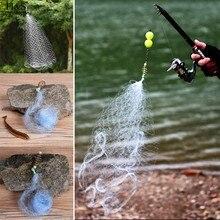 Абсолютно новая рыболовная сеть Play Trap дизайн рыболовная сеть нет необходимости крючки медная пружина рыболовная сеть для мелководья рыболовные снасти