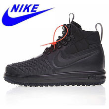 newest collection 36569 3aac8 Original Nike LUNAR FORCE 1 DUCKBOOT '17 Men's Comfortable Skateboarding  Shoes,Outdoor Sneakers 916682