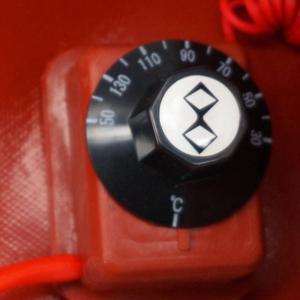 Image 4 - 200 L (55 Gallon) 250X1740X1.6 Mm 3000W Flexibele Siliconen Band Drum Heater Deken Olie Biodiesel Vat Elektrische Draden