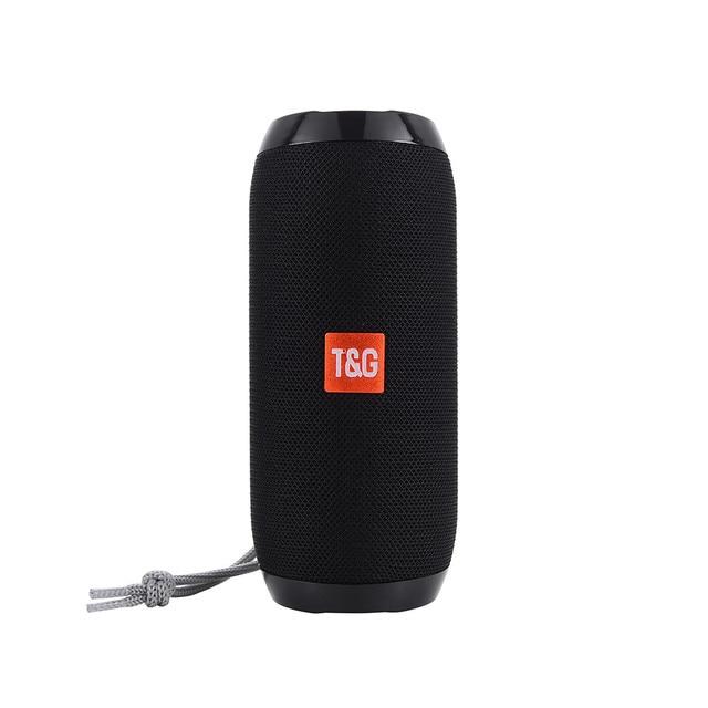 VOBERRY 2019 New Portable Portable Mini Wireless Speaker Player USB Radio Fm Mp3  Stereo Music Sound Colum Outdoor Indoor