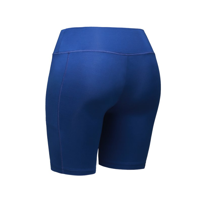 Women Quick Dry Compression Yoga Fitness Shorts Running Gym Stretch Sports Tights Pants