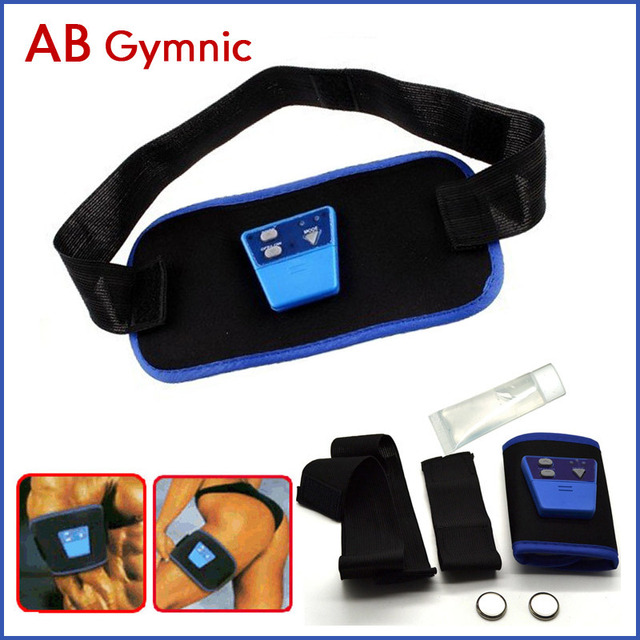 Electronic Muscle AB Gymnic Slimming Massage Belt For Waist & Arm & Leg Free Drop Shipping