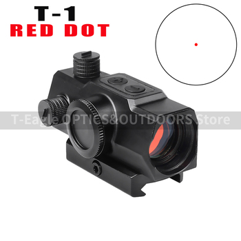 HD23 Inner Red dot Holographic Aiming Adjustable Aiming 20 Rail  Holographic sight Bird Seeker Double Rail hight riflescope
