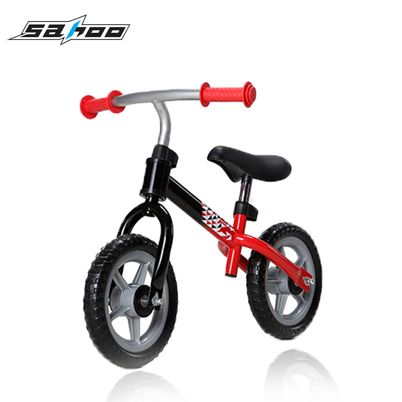 Sahoo 10-Inch Adjustable No Pedal Toddle Kid Children Sports Push Bicycle Balance Bike Scooter for Age 2 to 5 Years 12 14 16 kids bike children bicycle for 2 8 years boy grils ride kids bicycle with pedal toys children bike colorful adult