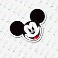 D3-061 Mickey Mouse Sticker Notebook/refrigerator/skateboard/trolley case/backpack/Tables/book sticker PVC sticker NO929