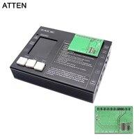 ATTEN Versão em Inglês LCD Testador Caixa de ferramentas 2 em 1 display LCD & Digitador da tela de Toque 3D testes para iPhone 7 7 mais