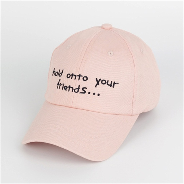 Fshion Brand Baseball cap women's hats Snapback HipHop Cap Sports Sunscreen polo cap Macaron letters Twill Bone gorras HOTYF3