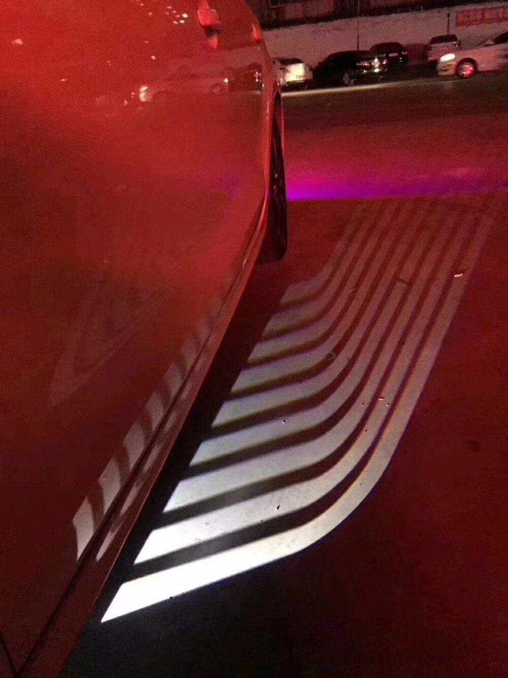 Qirun led atmosphère de voeux lumières du jour décoratives frein antibrouillard phare inverse clignotant pour Ford F150 F250 F350 F53 F59