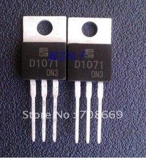 2PCS D1071 2SD1071 FUJI TO-220 Transistor Brand New