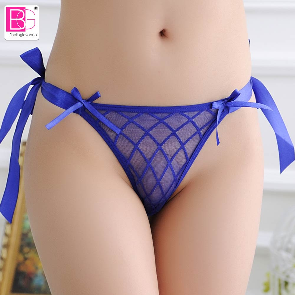 bandage Tangas Women Sexy Lingerie Low Waist Lace Thong Panty G String Sexy Bragas Women Underwear Culotte Femme Calcinhas 9605