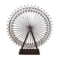 Vintage Happiness/Love Ferris Wheel Model for Home Decor Table Ornament Birthday Gift