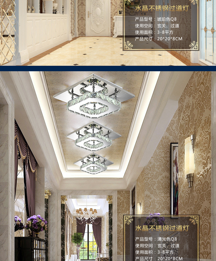 HTB1jhSNnf1TBuNjy0Fjq6yjyXXaS Luxury crystal chandelier lighting living room bedroom accessories lamp restaurant decoration modern ceiling chandelier