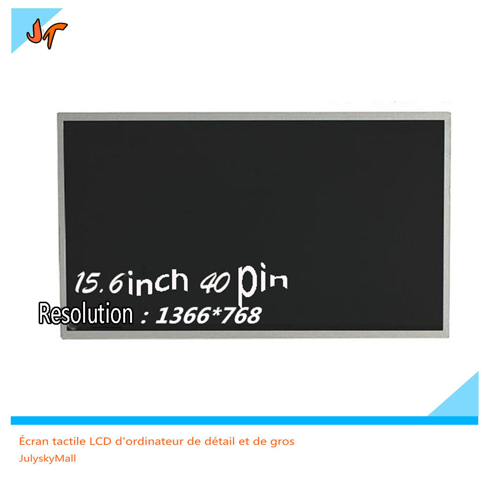 15.6 HD LED LCD Laptop Display Screen For Toshiba Satellite A660 C850 C855 L755D P850 P850 ttlcd laptop hd lcd screen display 17 3 inch fit lp173wd1 tl c3 new led glossy