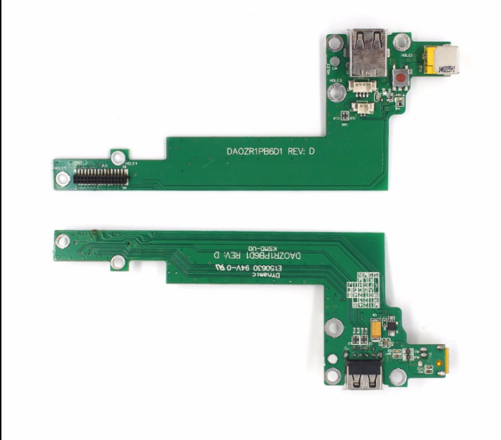 For laptop Acer Aspire 3050 5050 5570 3680 3260 5570Z 5580 DC Jack Socket Power USB Board|Computer Cases & Towers| |  - title=