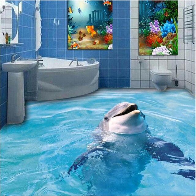 Les peinture 3d au sols  Beibehang-Personnalis-grand-3D-d-coration-de-sol-peinture-3D-dauphin-salle-de-bains-carreaux-de.jpg_640x640q90