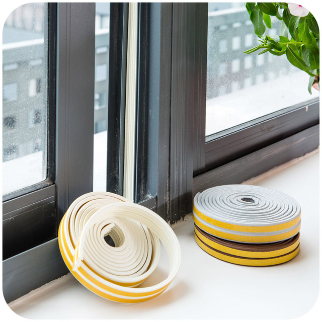 Buy adhesive doors windows foam for Sound insulation glass
