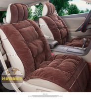 universal car seat cushion set automible covers for Jeep Renegade Compass Patriot Cherokee Wrangler Grand Cheroke Chery Tiggo CC