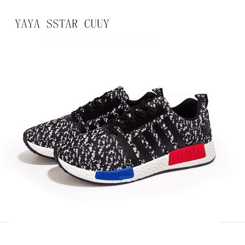 YAYA/звезда Карри 2018 Новый кроссовки попкорн четыре сезона Мужская обувь попкорн корейский обувь, плотно сидящая на ноге мужчин