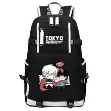 Anime Tokyo Ghoul Kaneki Backpack New Design