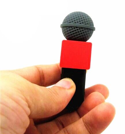 New The microphone USB Flash drives 64GB 32GB mini pen drive usb flash stick 16GB 8GB 4GB microphone/pendrives S461