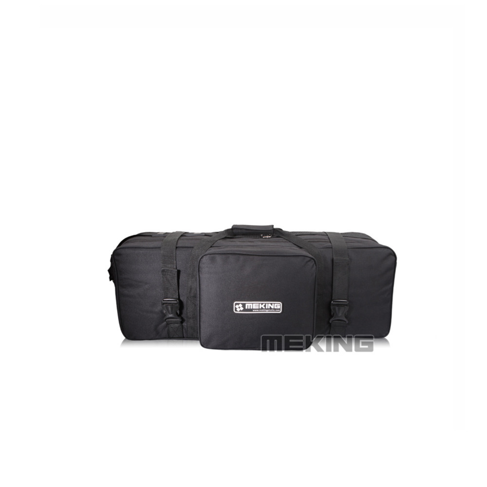Studio Lighting Carry Case: Photography Lighting Set Equipment Padd Zipper Carry Case