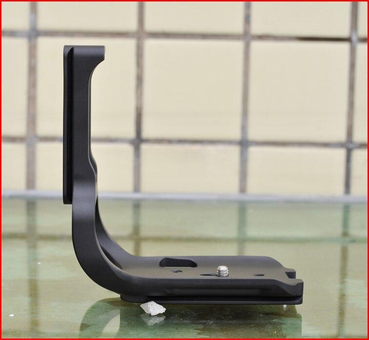 LB-D500 L Professional Special Quick Release L Plate Bracket For Nikon D500 L Akai Standard Tripod&Ball Head