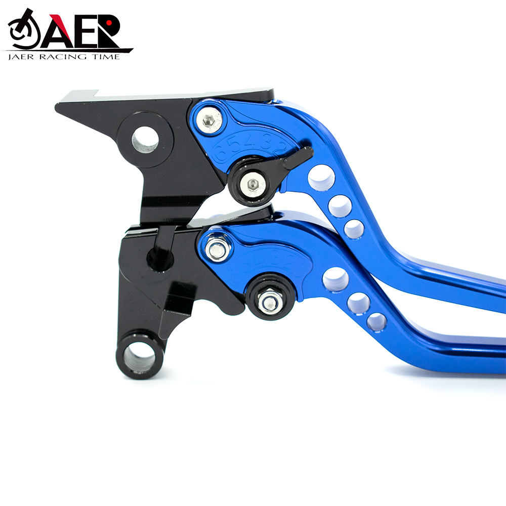 Image 5 - JEAR Long CNC Motorcycle Brake Clutch Levers for Husqvarna Svartpilen 401 2018-in Levers, Ropes & Cables from Automobiles & Motorcycles
