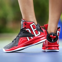 Men's Basketball Shoes Cool Male Ankle Boots Comfortable Outdoor Sneakers Athletic Sport Boots Trainer Plus Size 39 46 Basketball Shoes    -