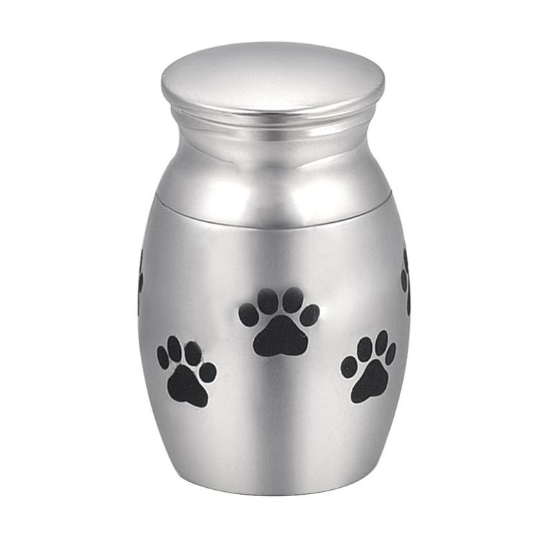 Pet Casket Perfect Cinerary Casket For Your Dearest Pet Light Weight Lid Can Be Unscrewed Convenient To Use