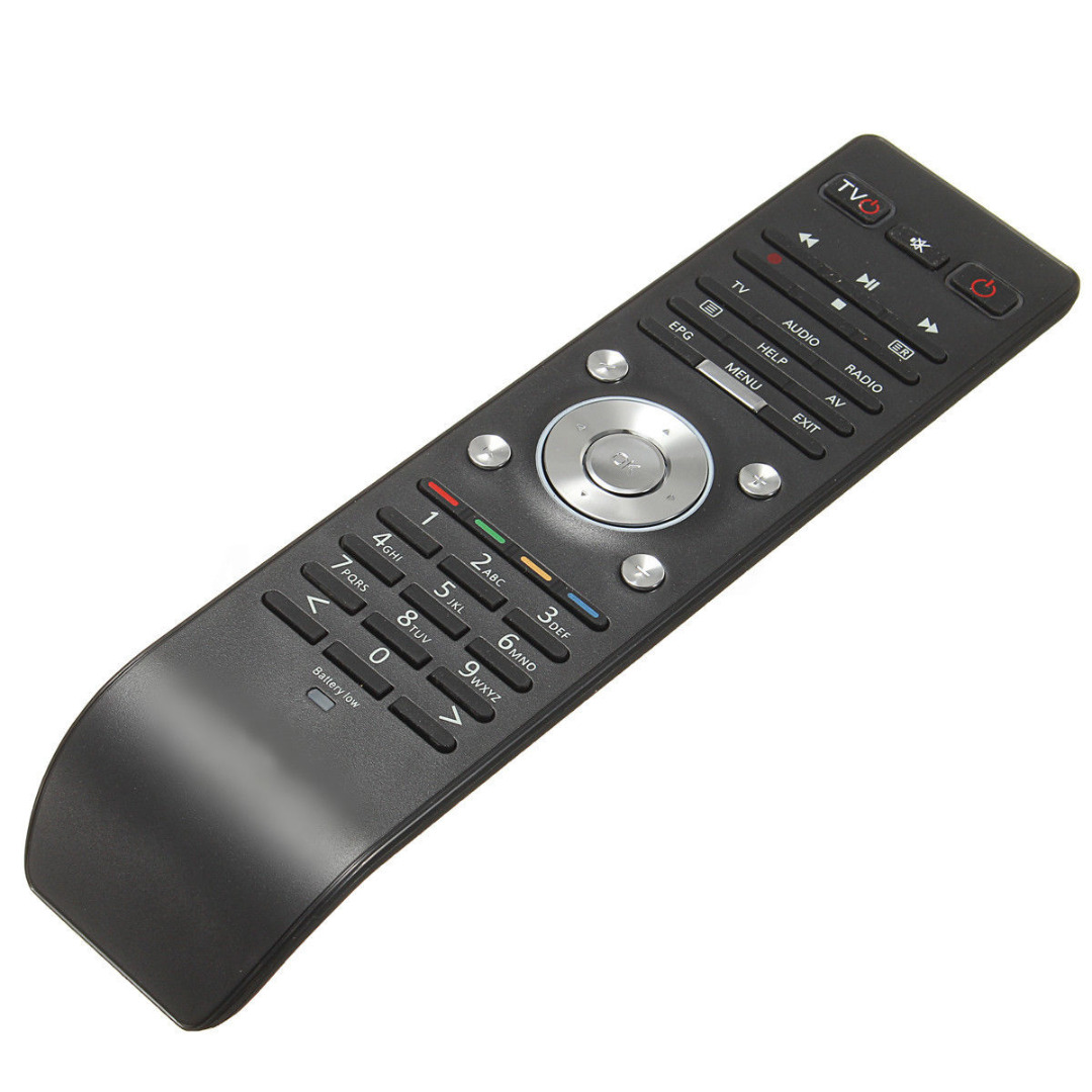 1pc Top Quality Replacement TV Remote Control For VU+ Duo Solo 2 STB Set Top TV Box Remote Controller Mayitr satellite set top box remote control for dream box 8000 800 black 2 x aaa