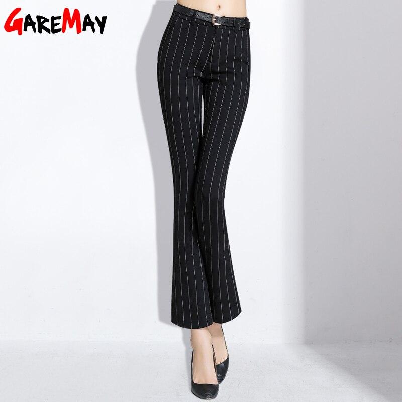 Casual Hosen Frauen Elastische Taille Einfarbig Baumwolle Arbeit Hose Pilz Kordelzug Weibliche Streetwear Capris
