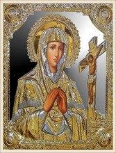 Алмазная вышивка молитвы