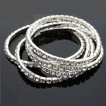 Love Heart 8 Leather Bracelet